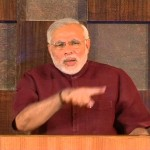 Secularism means India First - Narendra Modi